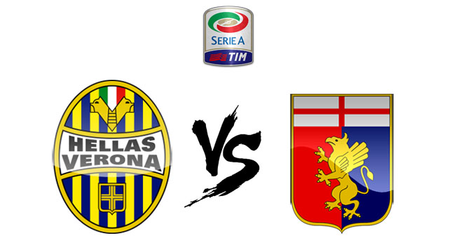 Hellas Verona vs Genoa