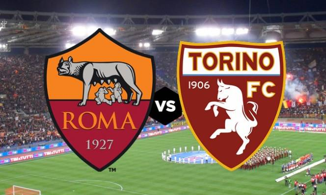 AS Roma vs Torino 02h45, ngày 10/03