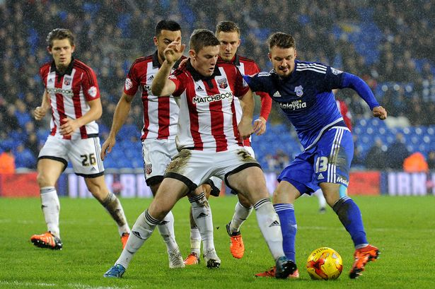 Brentford vs Cardiff City