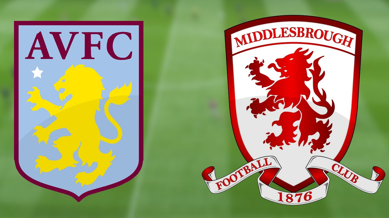 Link sopcast Aston Villa vs Middlesbrough