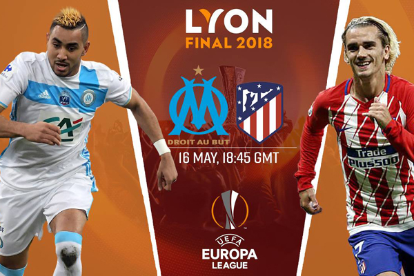 Marseille vs Atletico Madrid