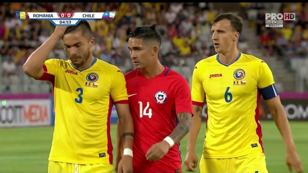 Romania vs Chile, 21h00 ngày 31/05