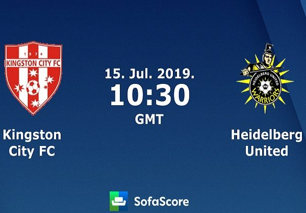 Dự đoán Kingston City vs Heidelberg Uinited, 17h30 ngày 15/07